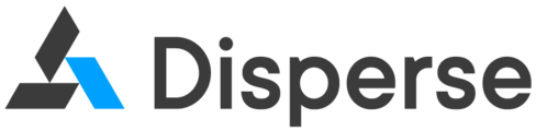 Disperse io logo